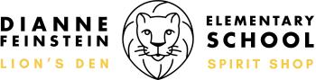 DFES Lions' Den School Spirit Store Logo