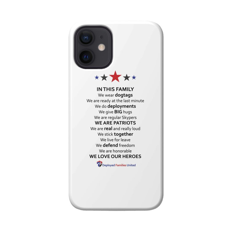 In This Family Accessories Phone Case by DFU Store