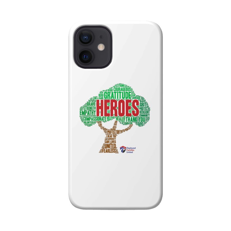 Heroes Tree Accessories Phone Case by DFU Store