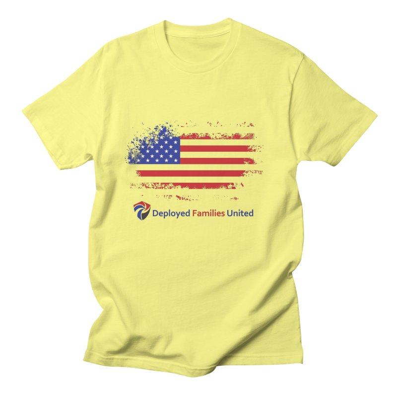 DFU Flag Men's T-Shirt by DFU Store