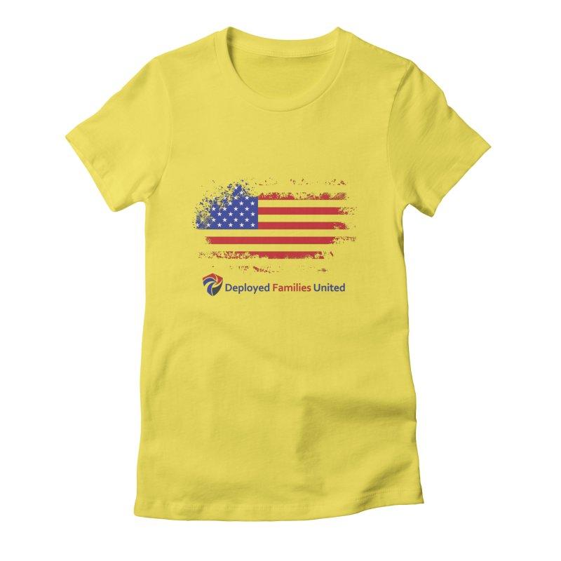 DFU Flag Women's T-Shirt by DFU Store