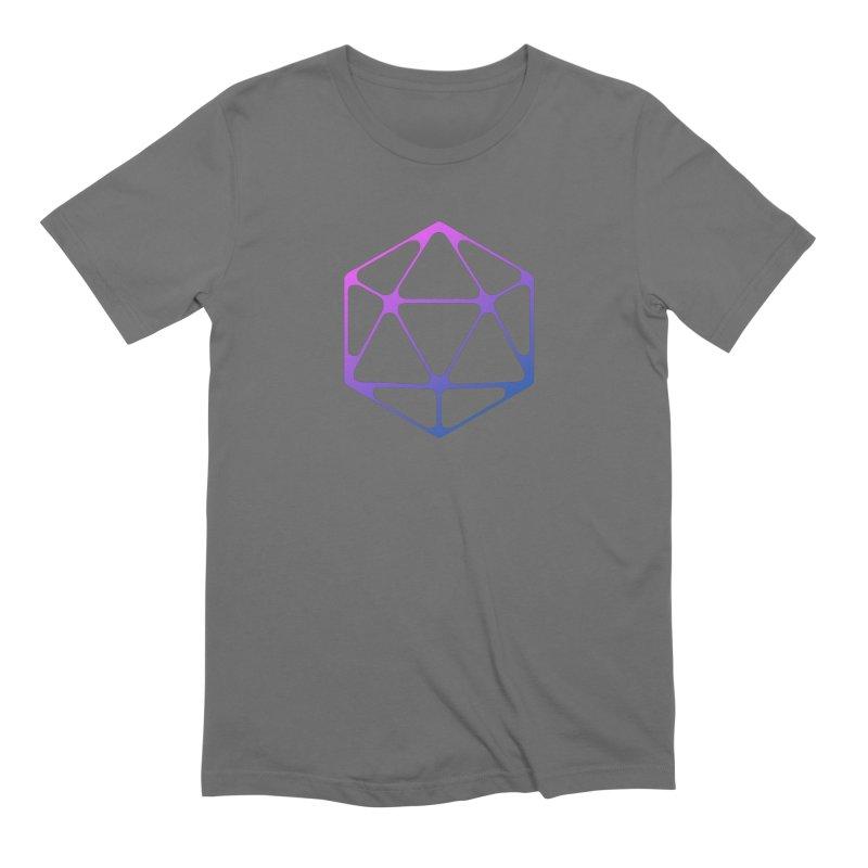 DIR Logo - Bi Men's T-Shirt by Does It Roll