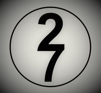 DJ27's Artist Shop Logo