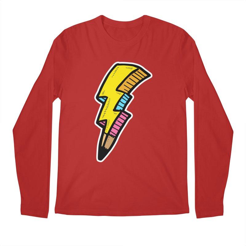 THUNDERSTOKE Men's Longsleeve T-Shirt by DOMINATE'S Artist Shop