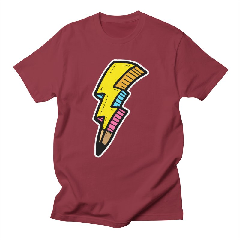 THUNDERSTOKE Women's Unisex T-Shirt by DOMINATE'S Artist Shop
