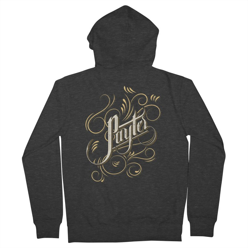 Payter Women's Zip-Up Hoody by DOMINATE'S Artist Shop