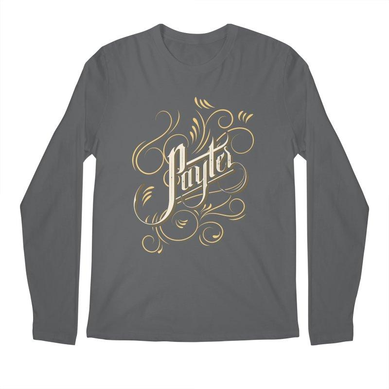 Payter Men's Longsleeve T-Shirt by DOMINATE'S Artist Shop