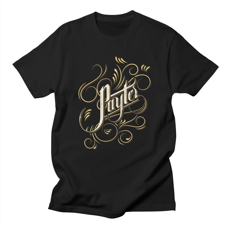 Payter Men's T-Shirt by DOMINATE'S Artist Shop