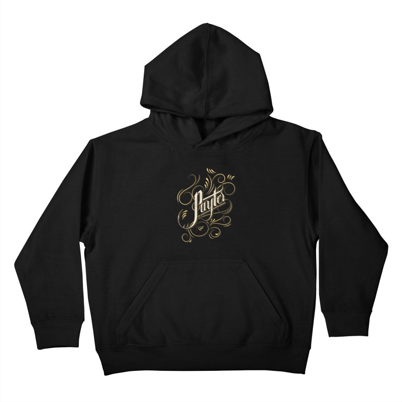Payter Kids Pullover Hoody by DOMINATE'S Artist Shop