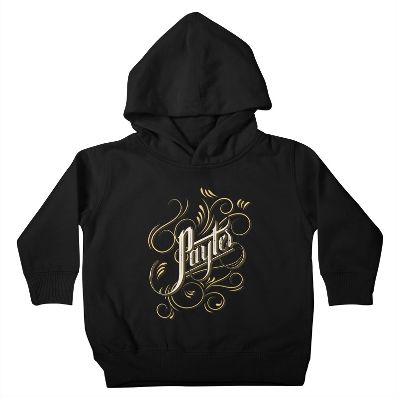 Payter Kids Toddler Pullover Hoody by DOMINATE'S Artist Shop