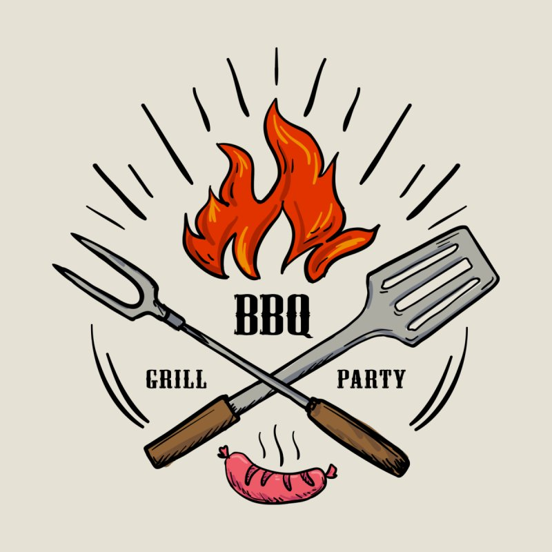 BBQ Time! by DOMINATE'S Artist Shop