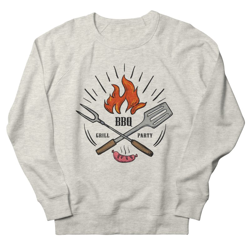 BBQ Time! Men's Sweatshirt by DOMINATE'S Artist Shop