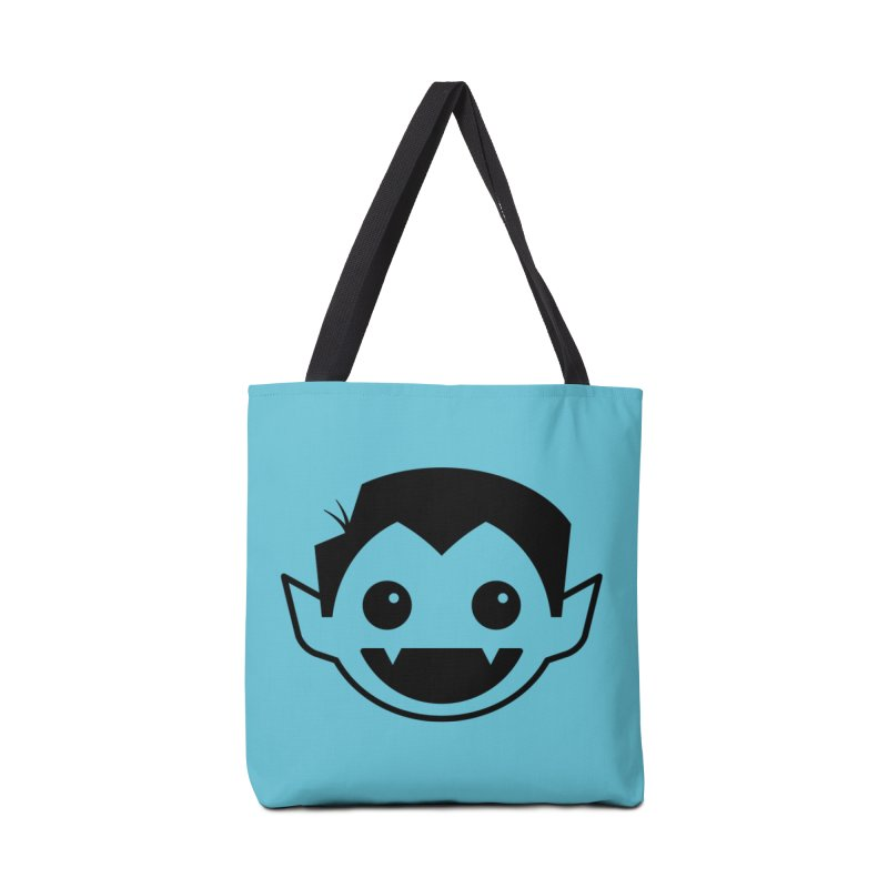 DRACULAD Logo-Black Accessories Tote Bag Bag by DRACULAD Shop