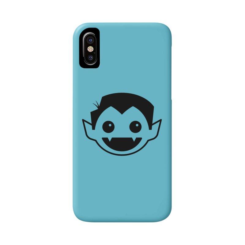 DRACULAD Logo-Black Accessories Phone Case by DRACULAD Shop