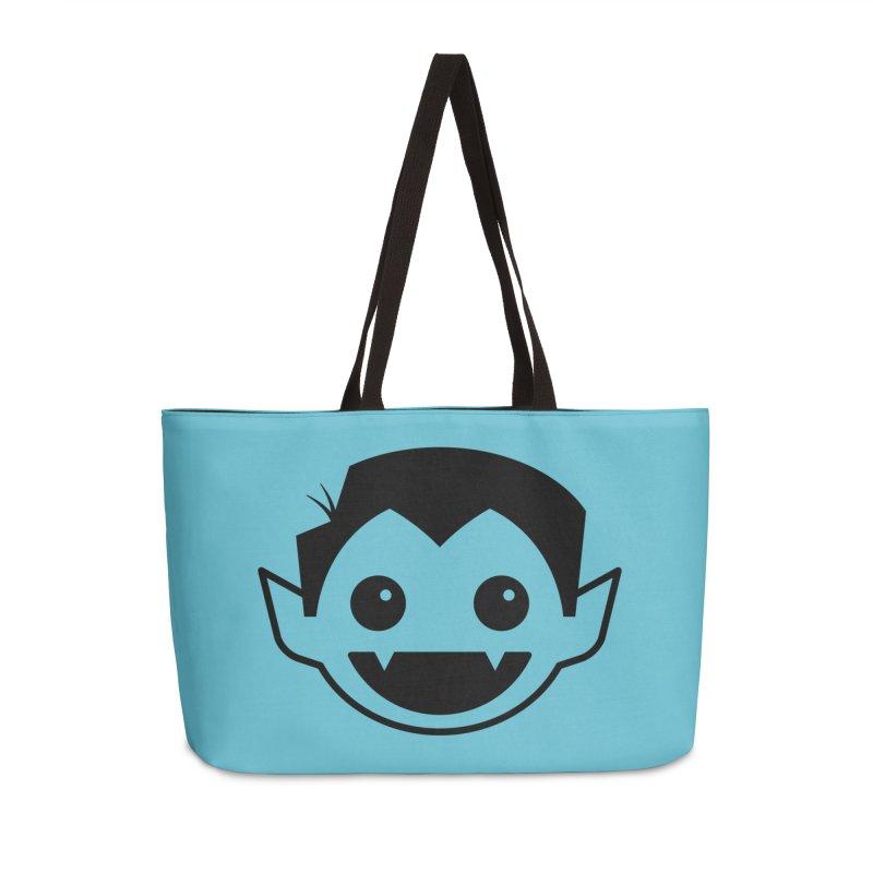 DRACULAD Logo-Black Accessories Bag by DRACULAD Shop