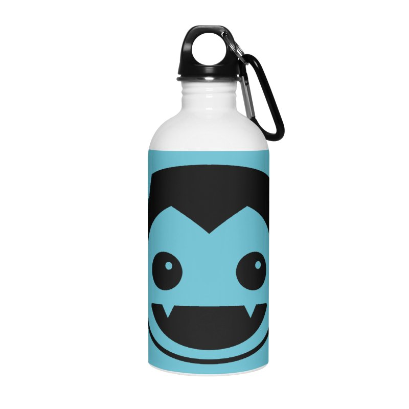 DRACULAD Logo-Black Accessories Water Bottle by DRACULAD Shop