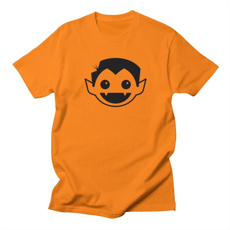 DRACULAD Logo-Black Men's T-Shirt by DRACULAD Shop