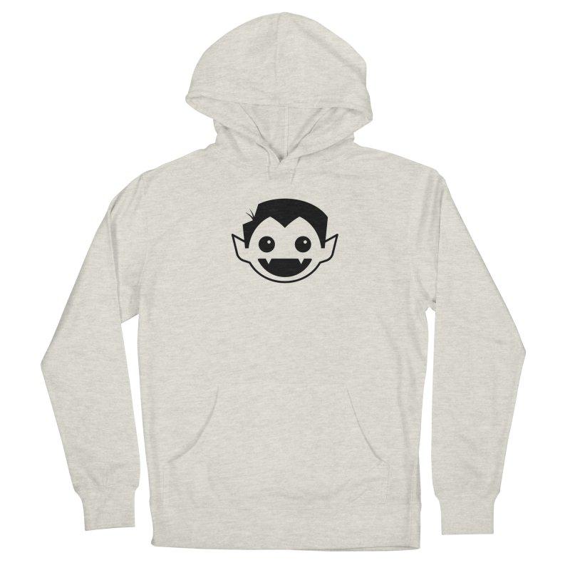 DRACULAD Logo-Black Men's Pullover Hoody by DRACULAD Shop