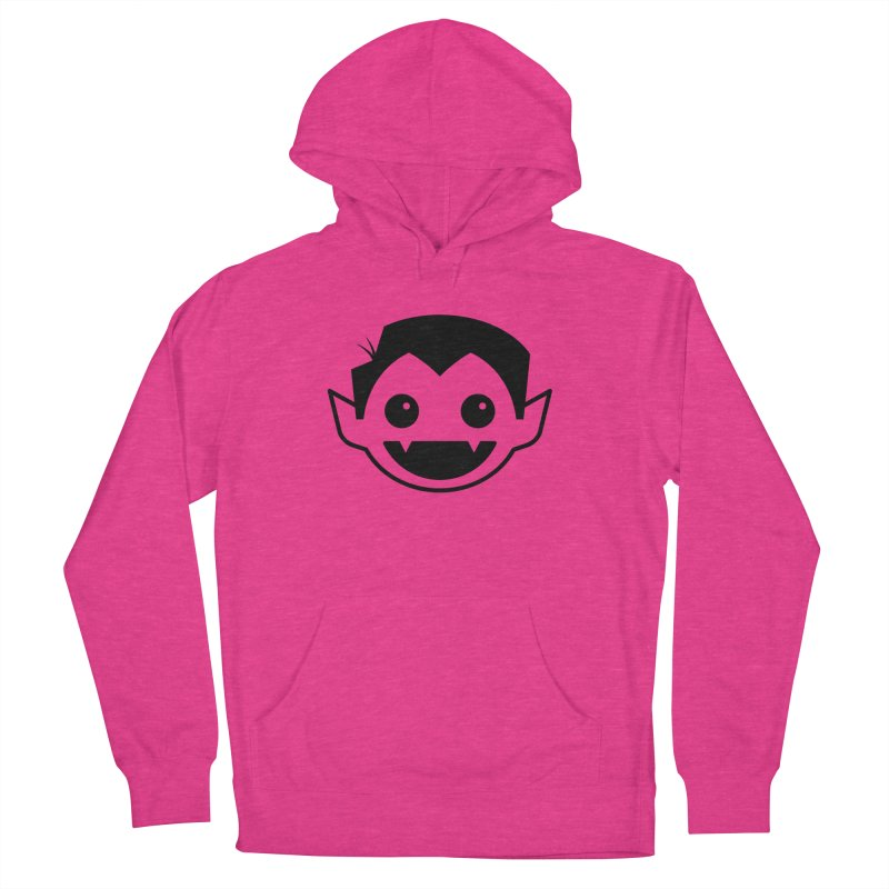 DRACULAD Logo-Black Women's French Terry Pullover Hoody by DRACULAD Shop