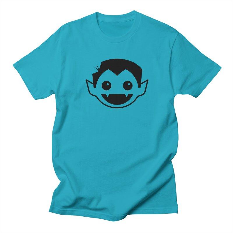 DRACULAD Logo-Black Women's Regular Unisex T-Shirt by DRACULAD Shop