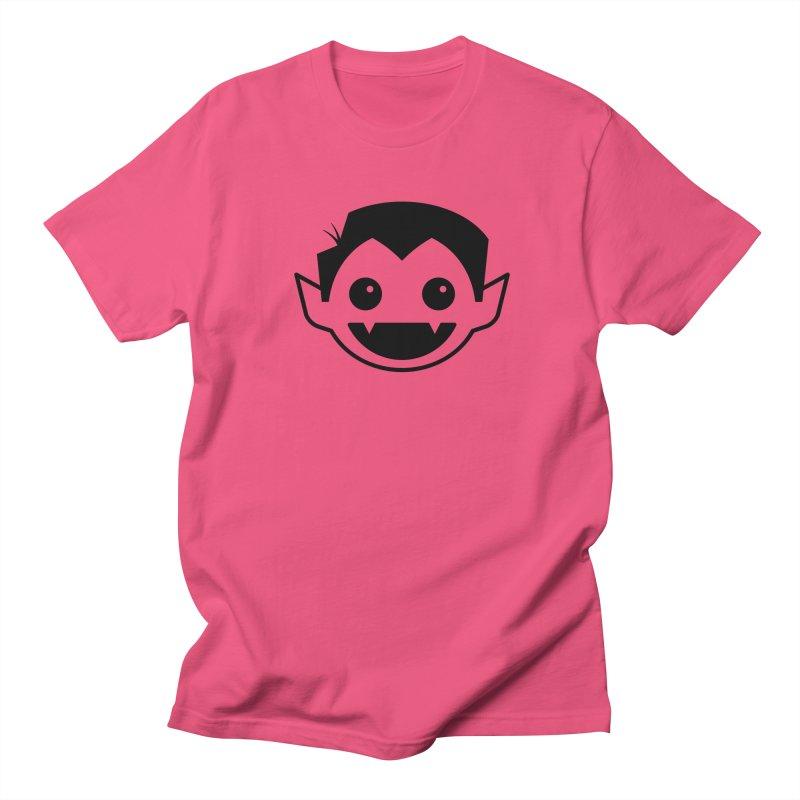DRACULAD Logo-Black Men's Regular T-Shirt by DRACULAD Shop