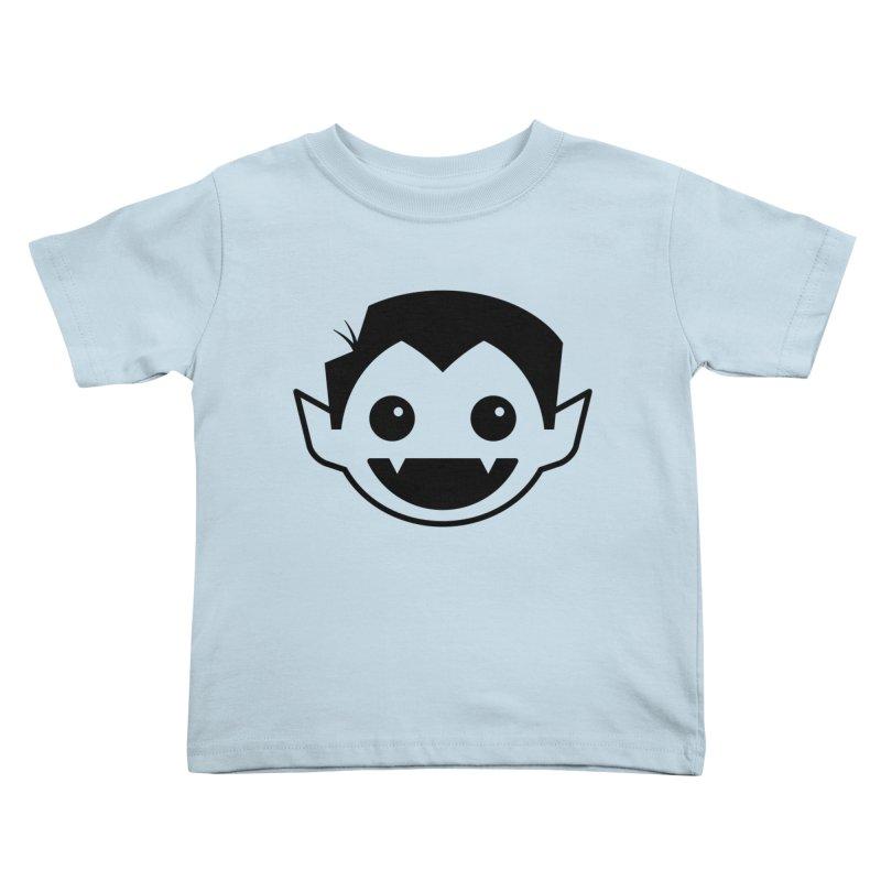 DRACULAD Logo-Black Kids Toddler T-Shirt by DRACULAD Shop