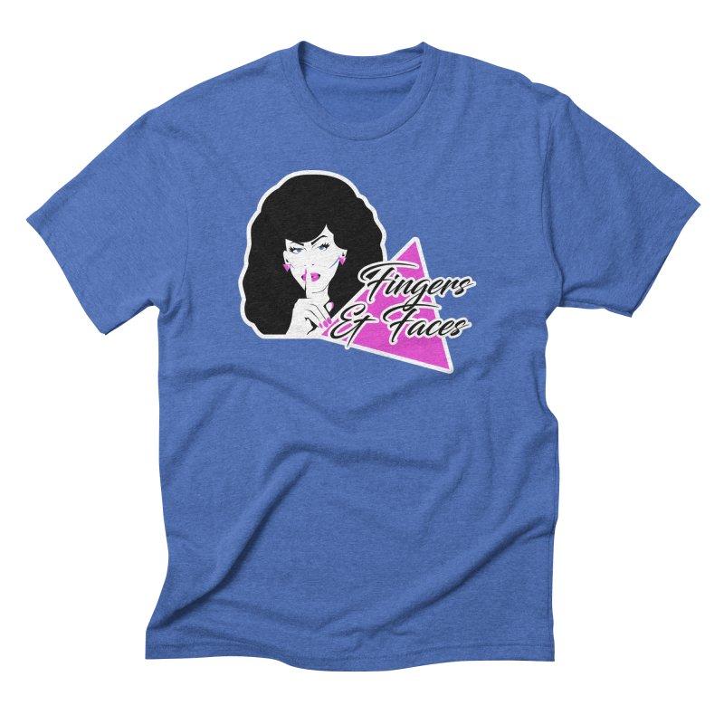 Fingers & Faces Men's T-Shirt by DRACULAD Shop