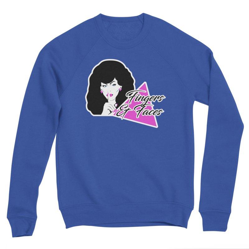 Fingers & Faces Men's Sweatshirt by DRACULAD Shop
