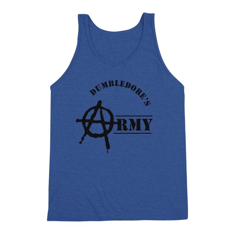 Dumbledore's Army - Black Men's Tank by DRACULAD Shop