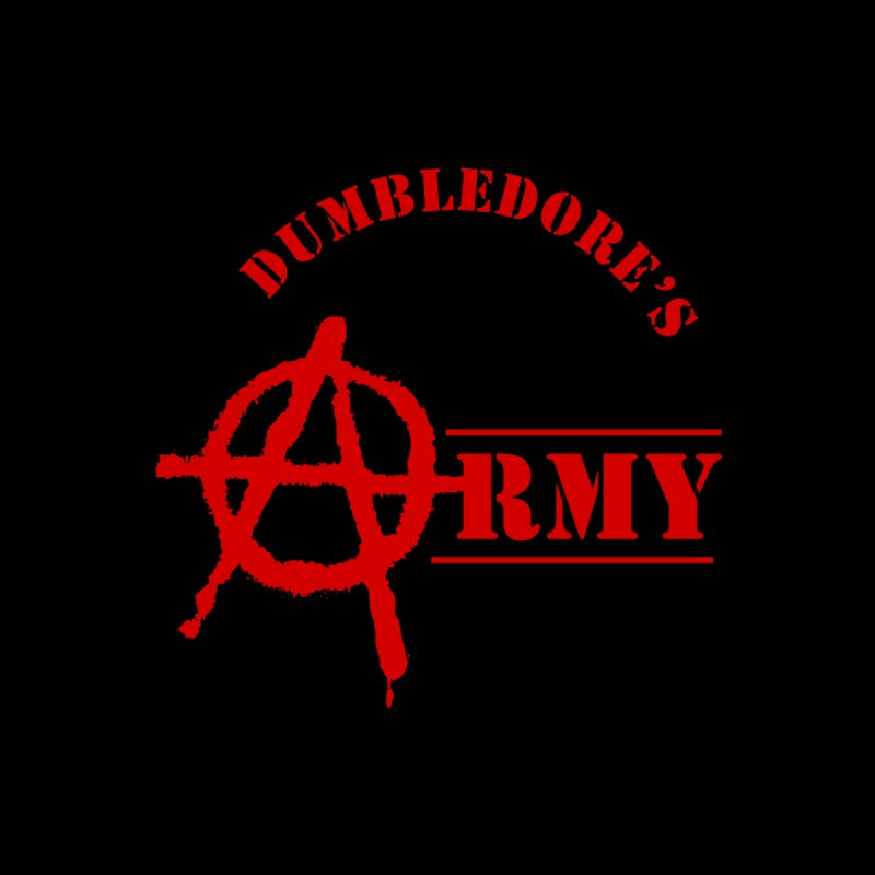 Dumbledore's Army - Red Men's T-Shirt by DRACULAD Shop