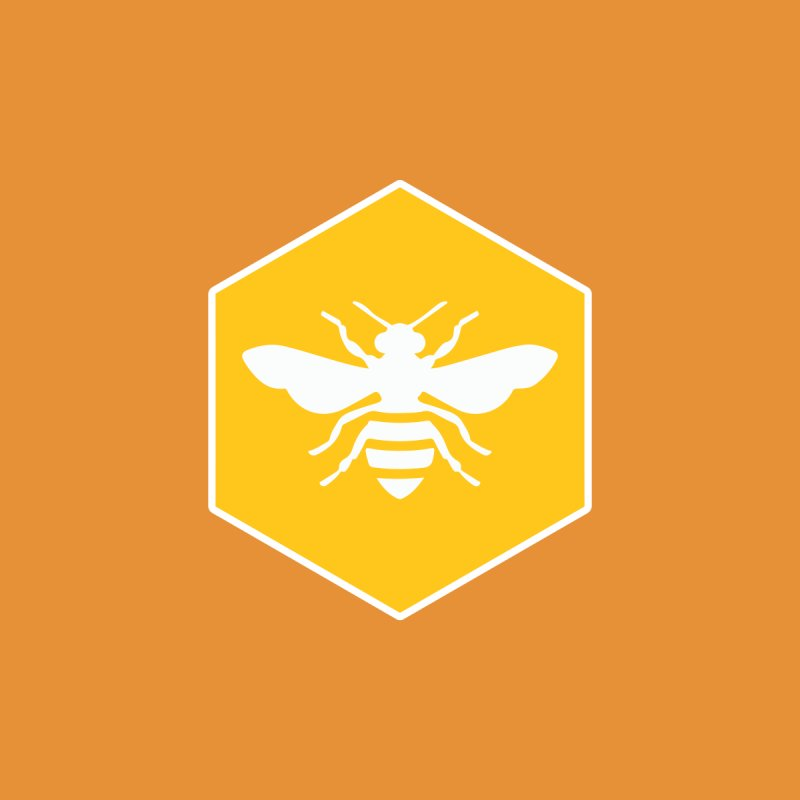 Bee Badge   by DRACULAD Shop