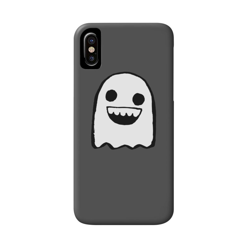 Nice Ghost Accessories Phone Case by DRACULAD Shop