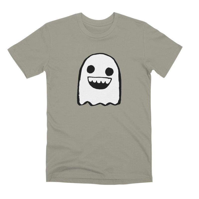 Nice Ghost Men's Premium T-Shirt by DRACULAD Shop
