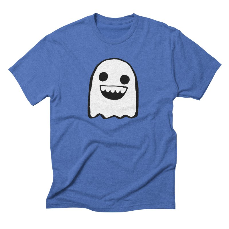 Nice Ghost Men's T-Shirt by DRACULAD Shop