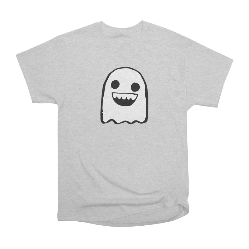 Nice Ghost Women's Heavyweight Unisex T-Shirt by DRACULAD Shop
