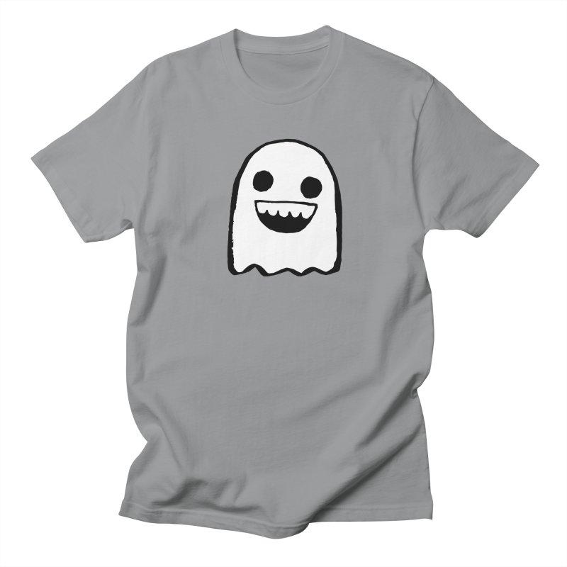 Nice Ghost Men's Regular T-Shirt by DRACULAD Shop