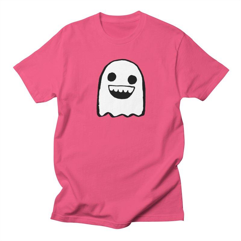 Nice Ghost Women's Regular Unisex T-Shirt by DRACULAD Shop