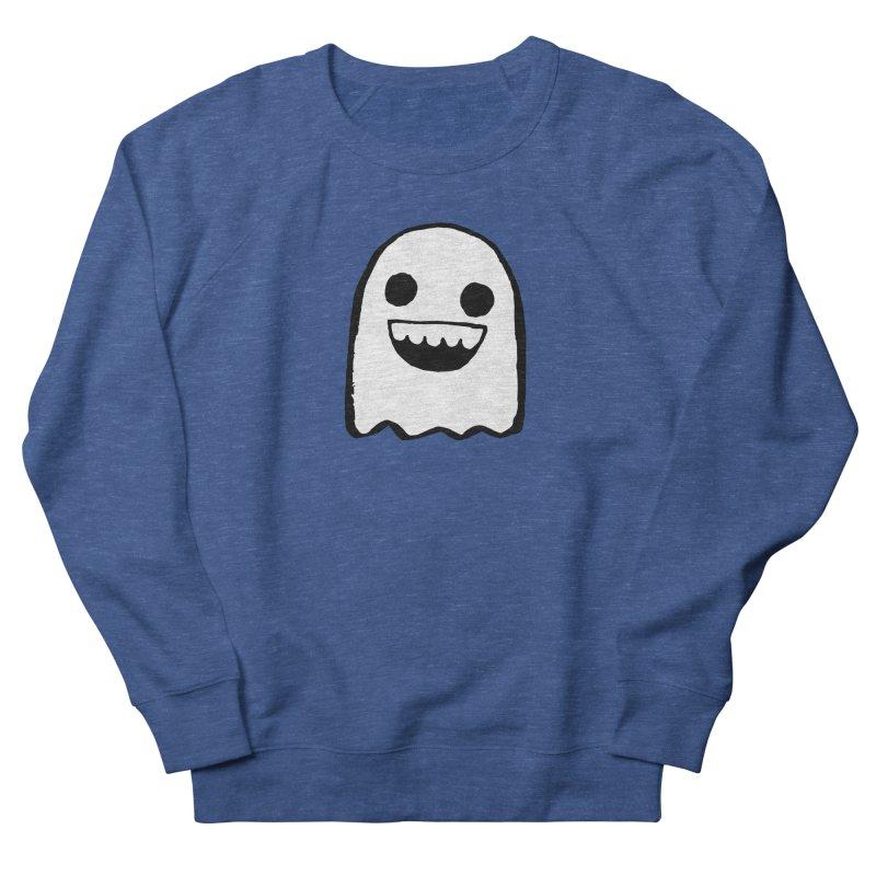 Nice Ghost Men's Sweatshirt by DRACULAD Shop