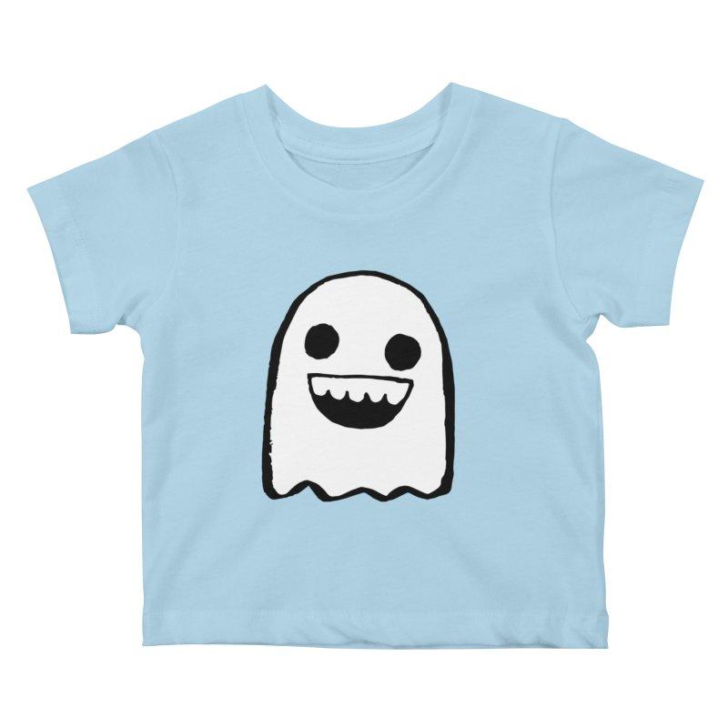Nice Ghost Kids Baby T-Shirt by DRACULAD Shop