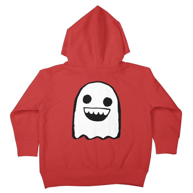 Nice Ghost Kids Toddler Zip-Up Hoody by DRACULAD Shop