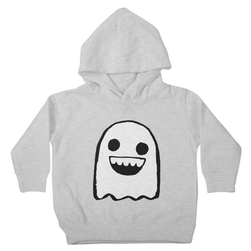 Nice Ghost Kids Toddler Pullover Hoody by DRACULAD Shop