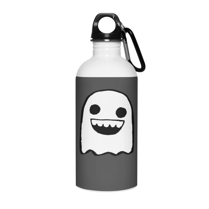 Nice Ghost Accessories Water Bottle by DRACULAD Shop
