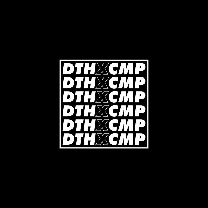 DTHXCMP stacked logo Men's T-Shirt by DTHXCMP