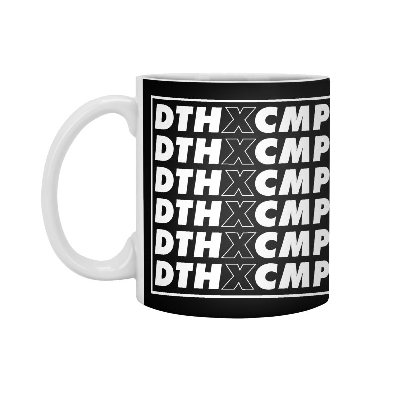 DTHXCMP stacked logo Accessories Standard Mug by DTHXCMP