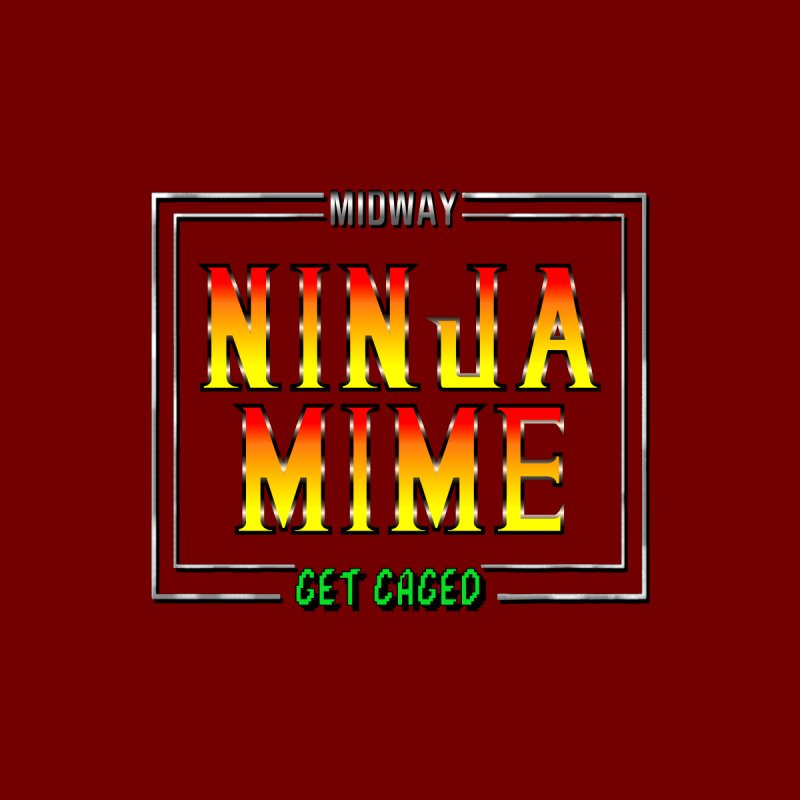 Ninja Mime by DVCustoms's Artist Shop