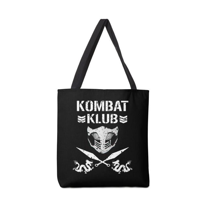 KOMBAT KLUB Accessories Tote Bag Bag by DVCustoms's Artist Shop