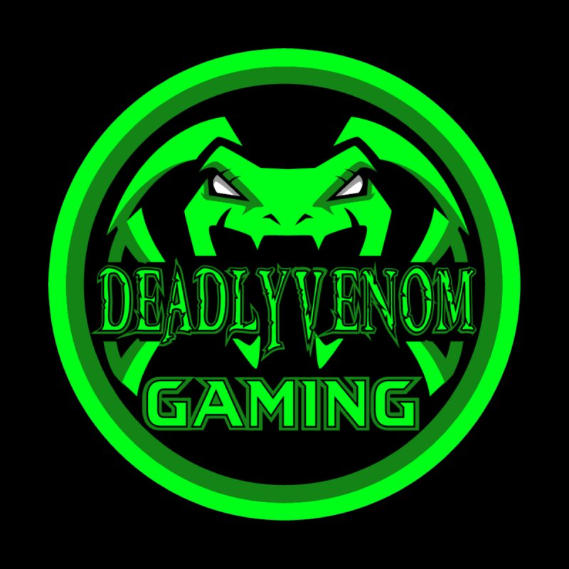 Deadly Venom Gaming Logo by DVCustoms's Artist Shop