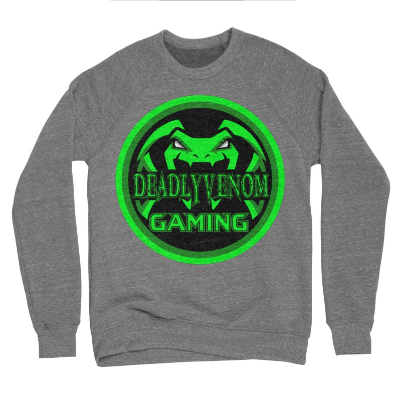 Deadly Venom Gaming Logo Women's Sponge Fleece Sweatshirt by DVCustoms's Artist Shop