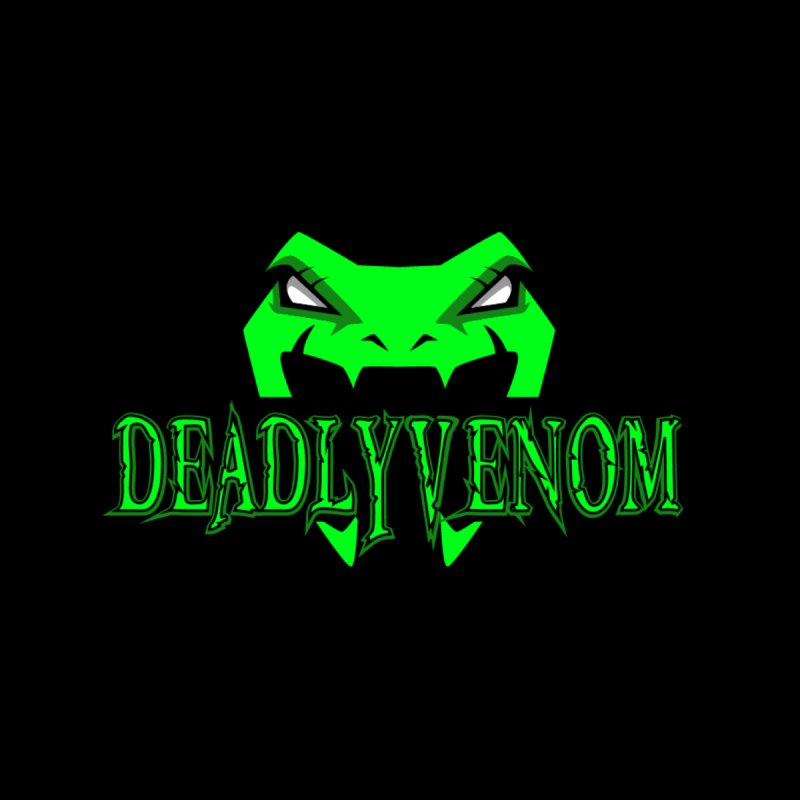 Deadly Venom Logo 2 Accessories Skateboard by DVCustoms's Artist Shop