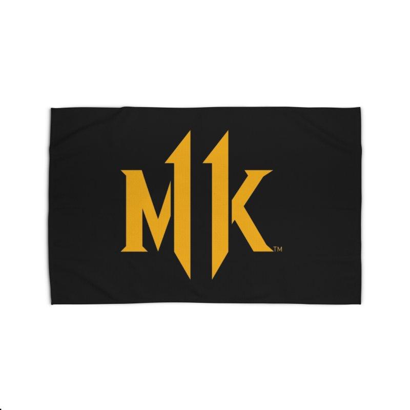 Mortal Kombat 11 Logo Home Rug by DVCustoms's Artist Shop